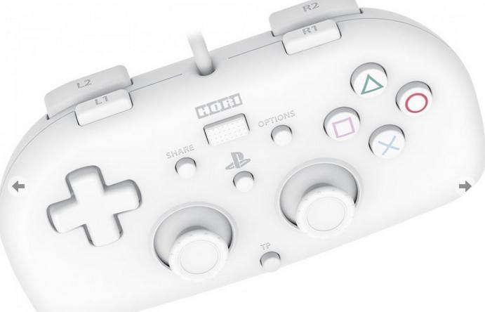 HORI lance de nouveaux pads PS4 !