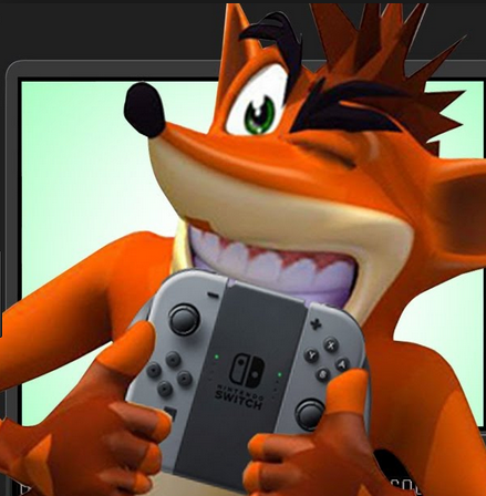 Une destination improbable pour Crash Bandicoot !