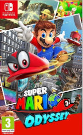 [TEST] Super Mario Odyssey / Switch