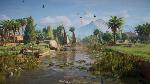 [TEST] Assassin's Creed Origins / PS4