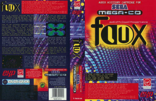[RETROGAMING] Flux / Mega CD