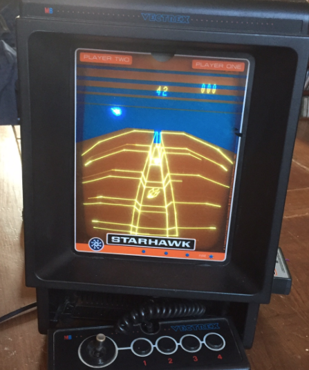 [BROCANTE] Si t'es un gamer sans Vectrex, t'as raté ta vie