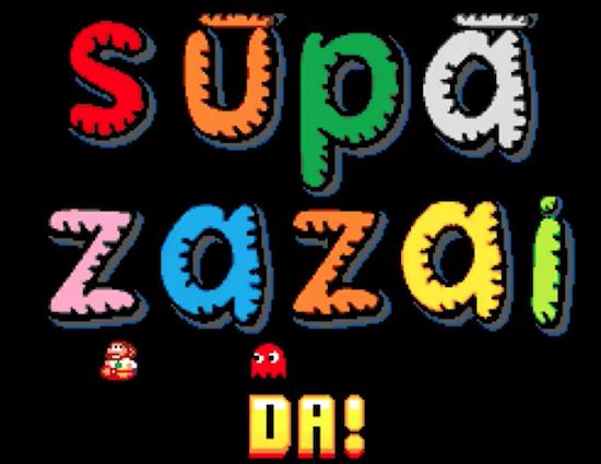 Supa Zazai Da de Gamopat Studio version Atari STE !