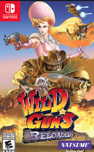 [AVIS RAPIDE] Wild Guns Reloaded / Switch