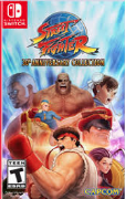 [APERCU] Street Fighter 30th Anniversary Collection / Switch