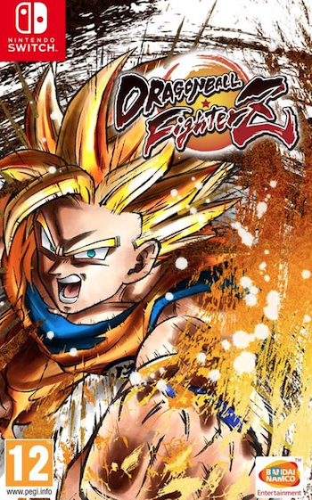 Dragon Ball FighterZ en 60FPS sur Switch, les doigts dans le nez