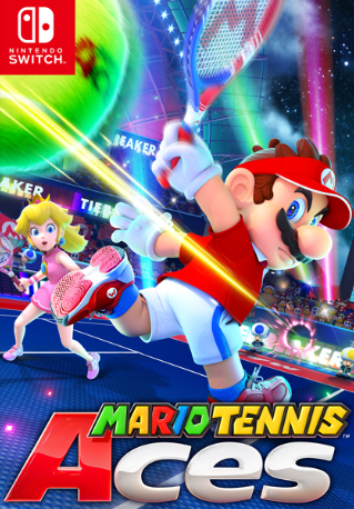 [PREMIER CONTACT] Mario Tennis Aces / Switch