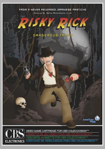 Il reste 5 exemplaires de Risky Rick !