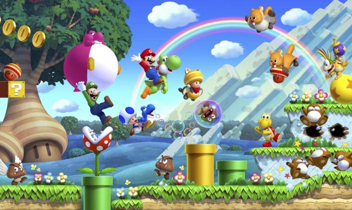 Un Super Mario Bros Deluxe en préparation ?