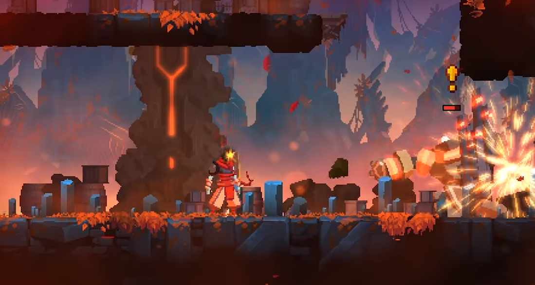 [TEST] Dead Cells / Switch