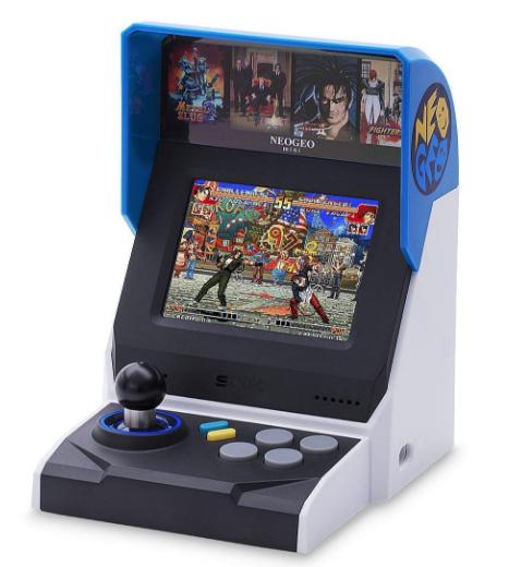 La Neo Geo Mini passe en mode préco !
