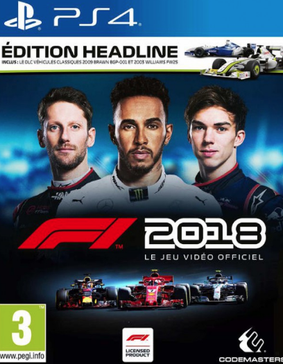 [SPEEDTESTING] F1 2018 / PS4