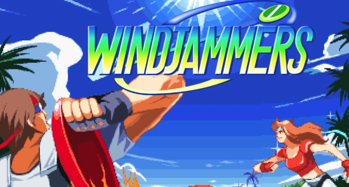 [TEST] Windjammers / Switch