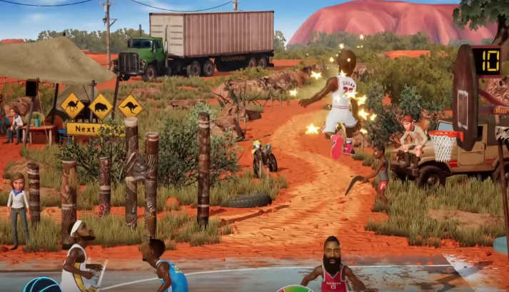 [TEST] NBA 2K Playgrounds 2 / Switch