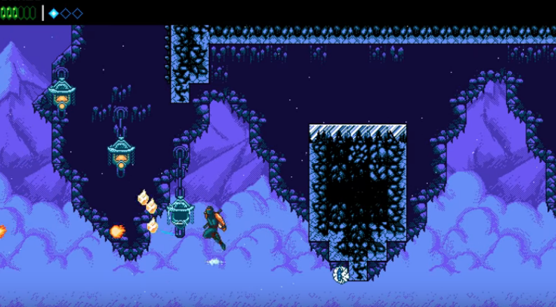[TEST]The Messenger / Switch