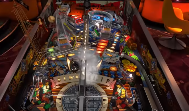 [TEST] Pinball FX 3 Williams Pinball Volume 2 / Switch