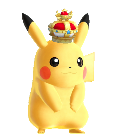 Pikachu bouffe du roast-beef et du pudding en 2019 ?