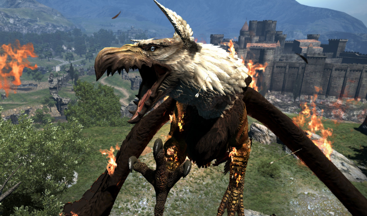 Dragon's Dogma déboule sur Switch