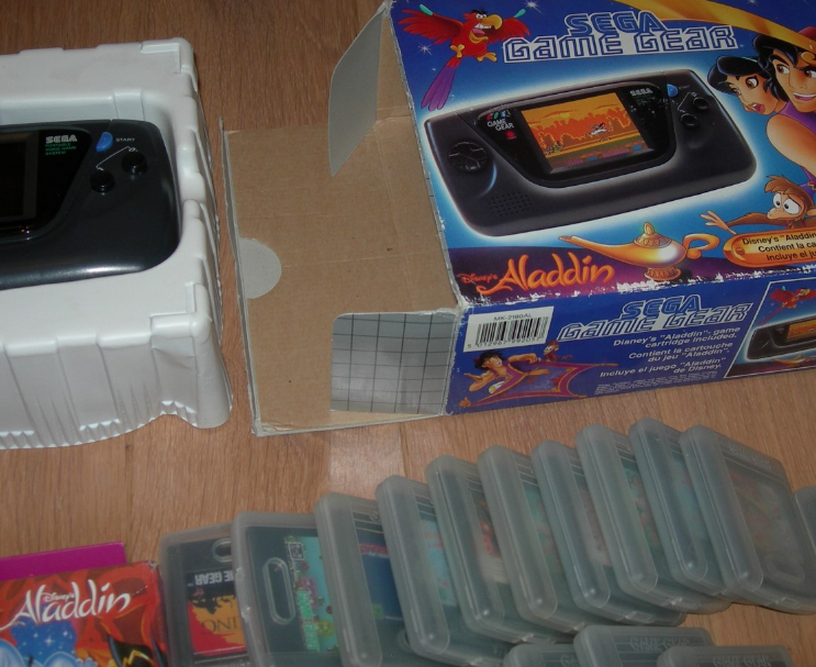 [BROCANTE] Collection SEGA Game Gear en vente !