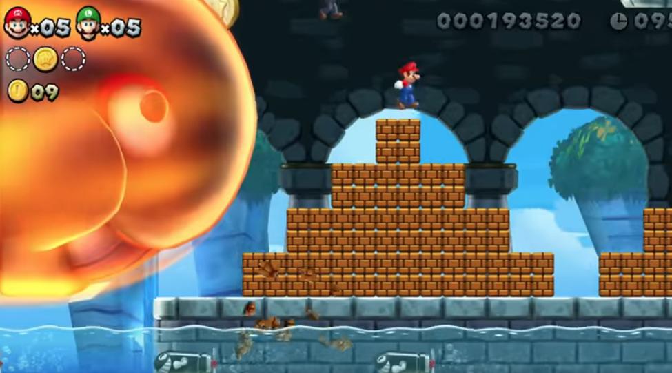 [TEST] New Super Mario Bros U Deluxe / Switch