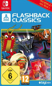 [TEST] Atari Flashback Classics / Switch