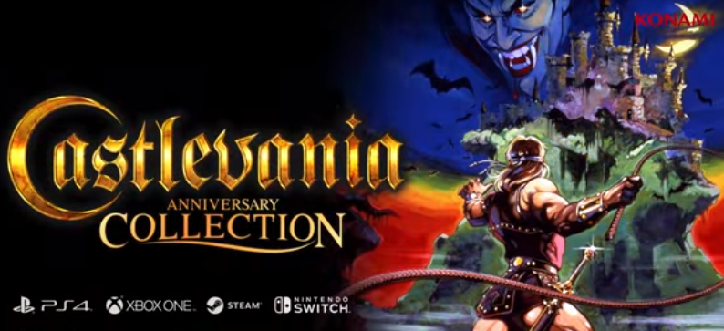 Castlevania Collection pour toi le fan