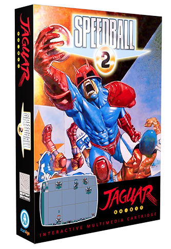 Speedball 2 sur Jaguar !