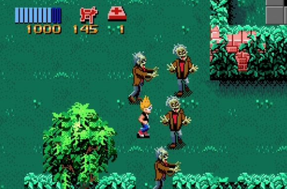 [RETROGAMING] Zombies / Megadrive