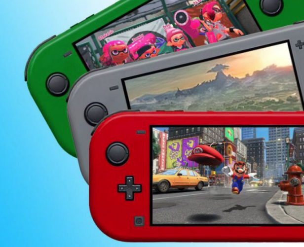 Switch Mini, Nintendo avoue à moitié