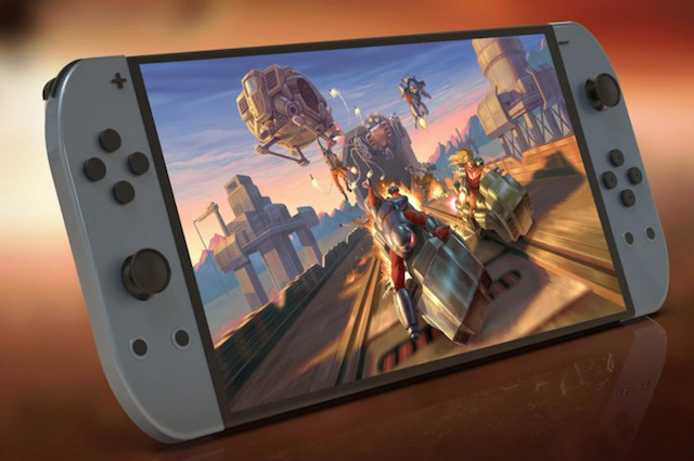 La Switch Pro aura un bel écran de kéké
