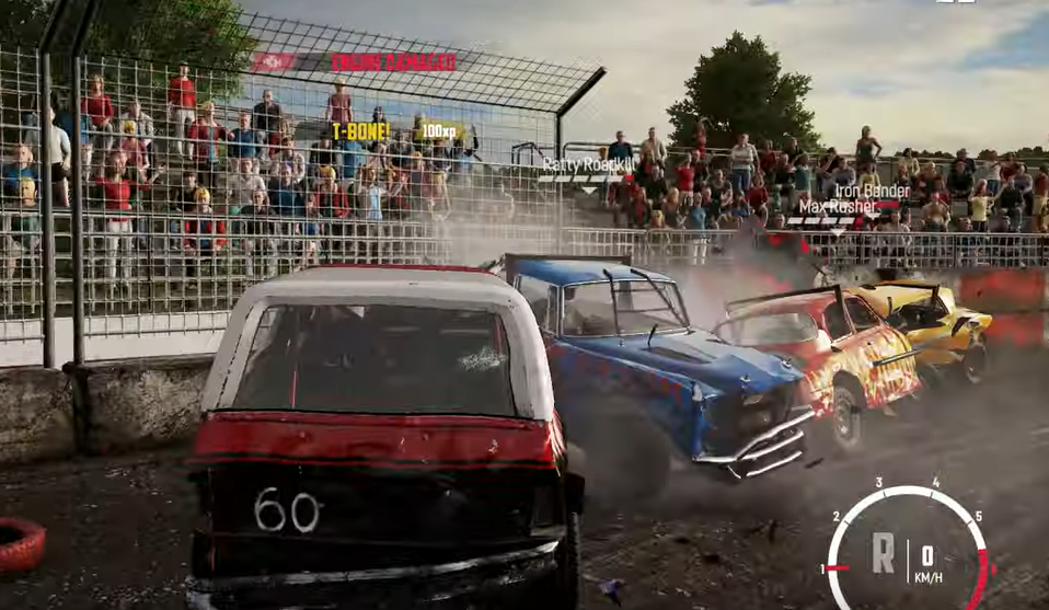 [TEST] Wreckfest / PS4