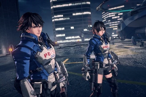 [TEST DECOUVERTE] Astral Chain / Switch