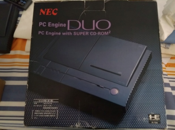 [BROCANTE] Une PC Engine Duo en vente sur Gamopat