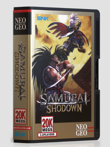 Samurai Showdown Switch façon NeoGeo AES !