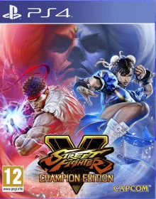[TEST FLASH] Street Fighter V Champion Edition / PS4