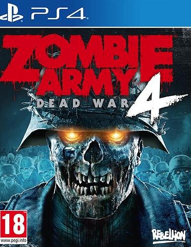 [TEST FLASH] Zombie Army 4 : Dead War