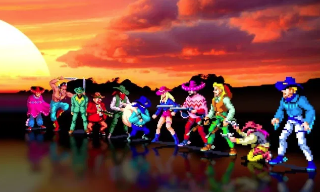 Sunset Riders sur Switch !