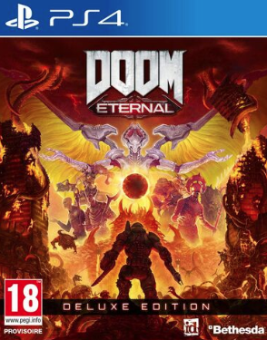 [TEST FLASH] Doom Eternal / PS4