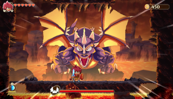 [TEST] Monster Boy And The Cursed Kingdom