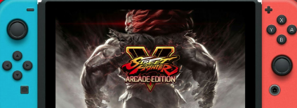 Street Fighter V sur Switch ?