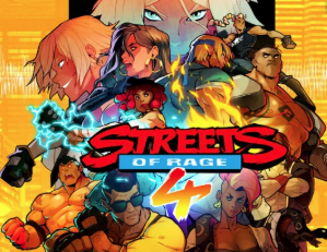 [TEST DECOUVERTE] Streets of Rage 4 / Switch