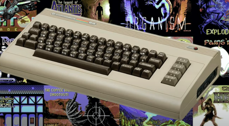 Le Commodore 64 vers l'infini...