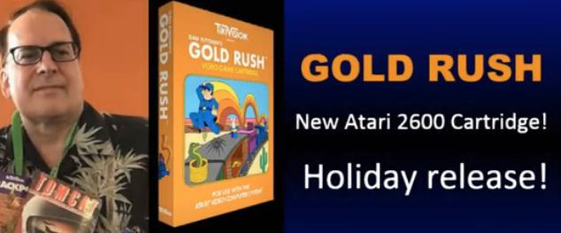 Dan Kitchen finalise un nouveau jeu Atari 2600 !