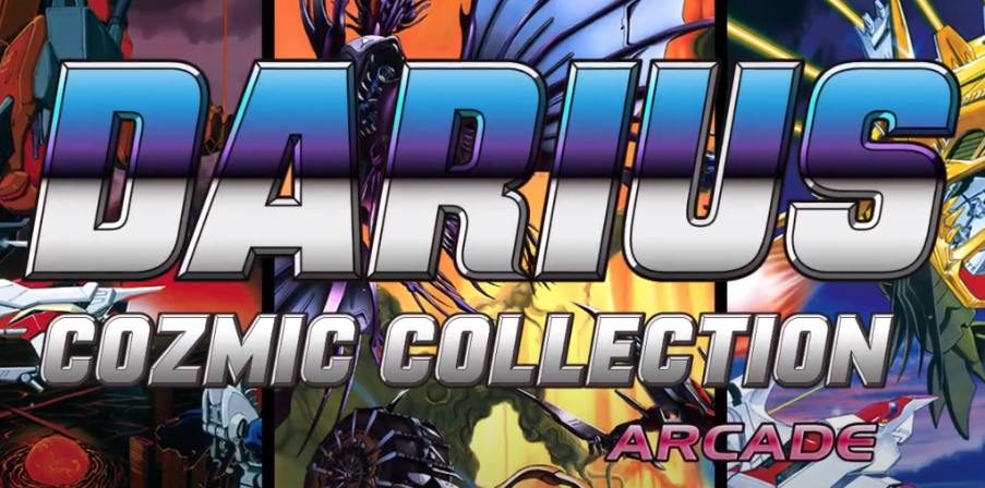 [DECOUVERTE] Darius Cozmic Collection Arcade