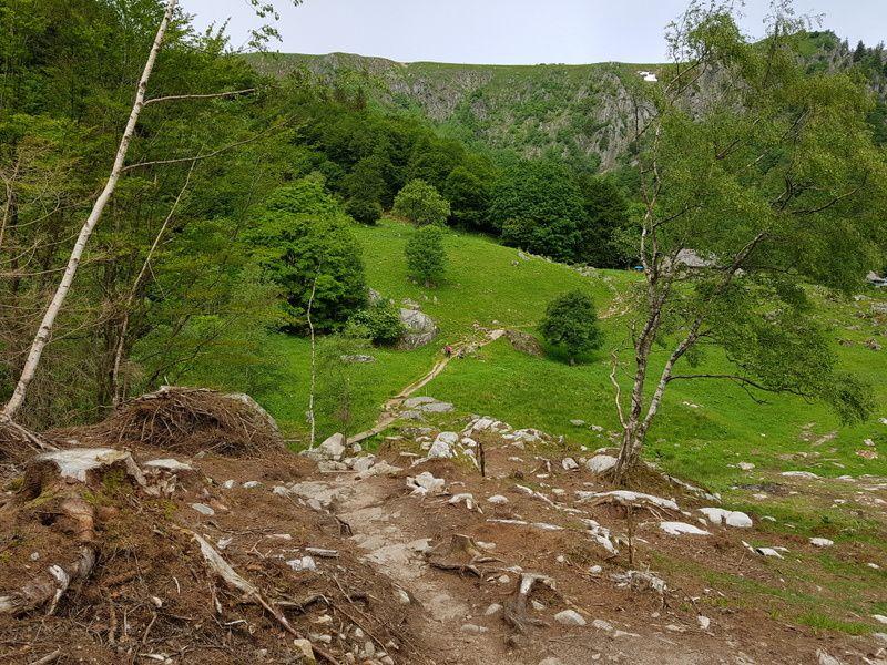 Mercredi 20 juin 2018 - Randonnée Sentier des Roches