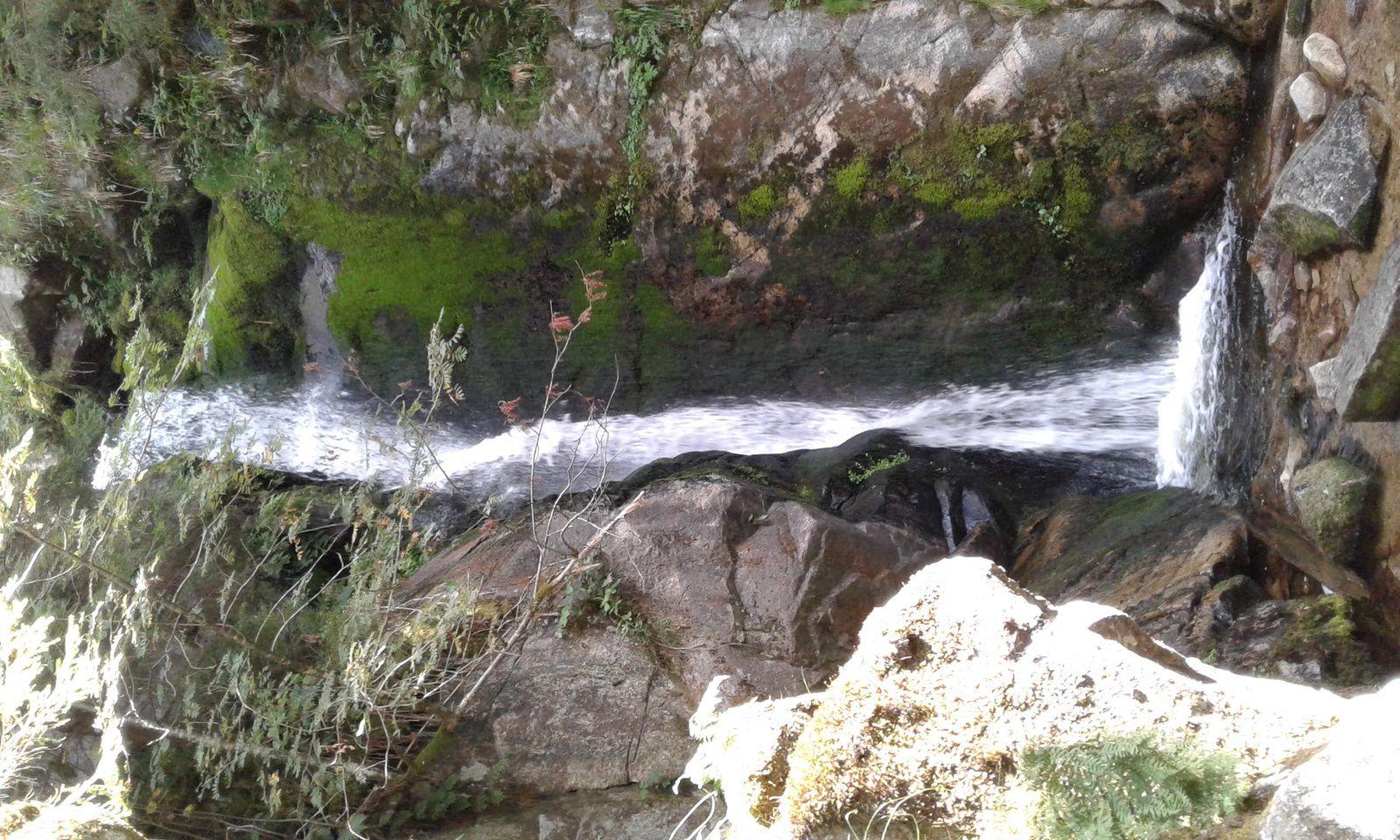 Mardi 14 août 2018 - Randonnée vers la chaume de Sérichamp, le tour du Valtin, le Rudlin et sa cascade