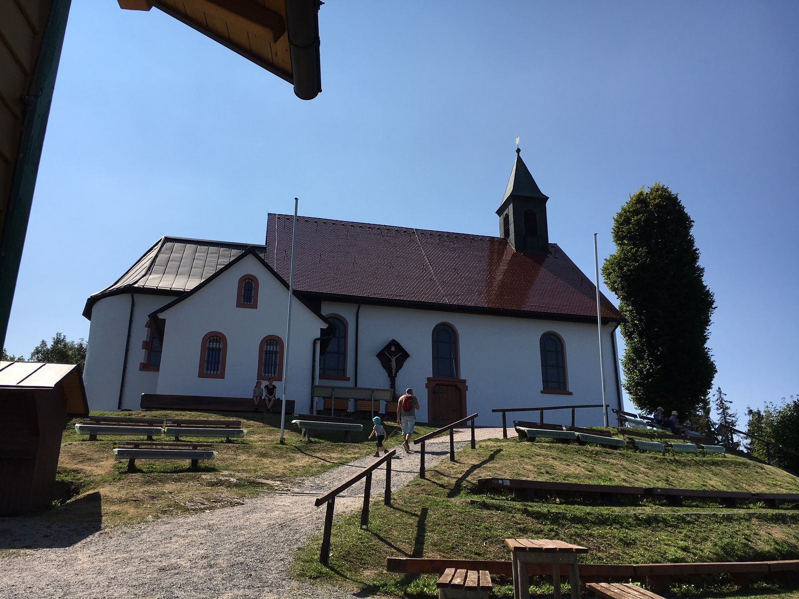 Randonnée des 11 et 12 septembre 2018 à Simonswald et Gütenbach en Forêt Noire