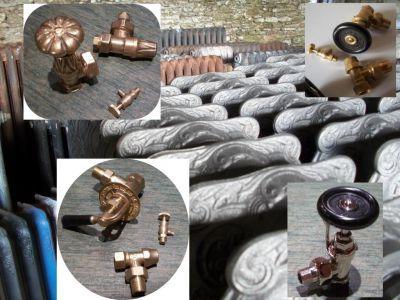 eclusivité vente de robinet kit complet tel  06 03 62 05 89 mail lechene@aol.com vannes pour radiateur en fonte ancien