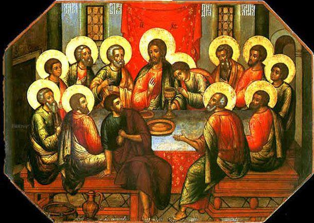 Homélie de la Communion.