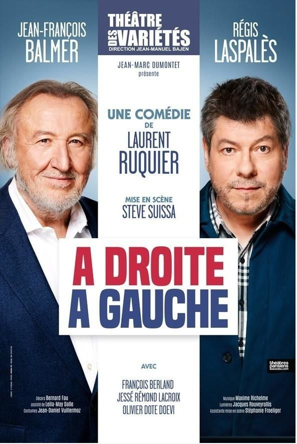 """Dimanche 5 Mars 2017 : Sortie """"THEATRE"""" au théâtre des VARIETES à PARIS"""